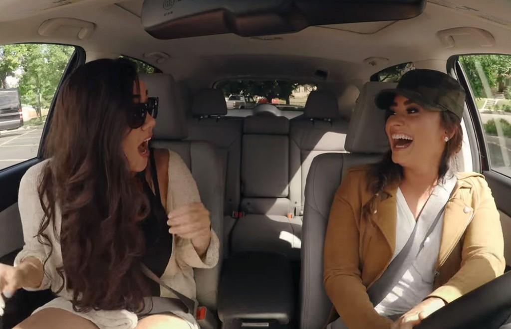 Instagram: Demi Lovato se disfrazó de Selena